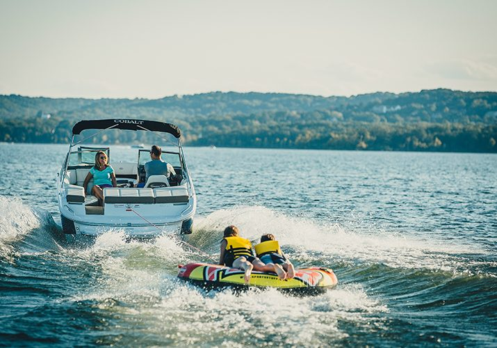 boating table rock lake